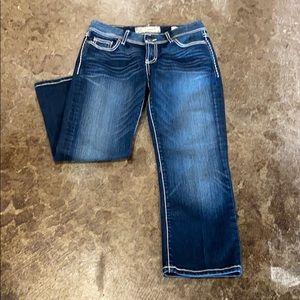 BKE Blue Jeans Size 27